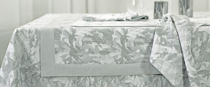 linge de table collection linge de table blanc des vosges. Black Bedroom Furniture Sets. Home Design Ideas