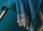 KATMANDOU Bleu Paon