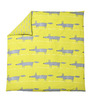 MR FOX Citron Percale 100% coton