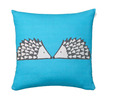 SPIKE Turquoise Percale 100% coton
