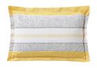 CADENCES Bouton d'or Percale 100% coton