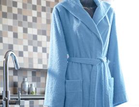 UNI Bleuet Eponge 100% coton