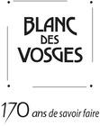 Logo BDV 170 ans noir sur fond blanc pour GOBOS