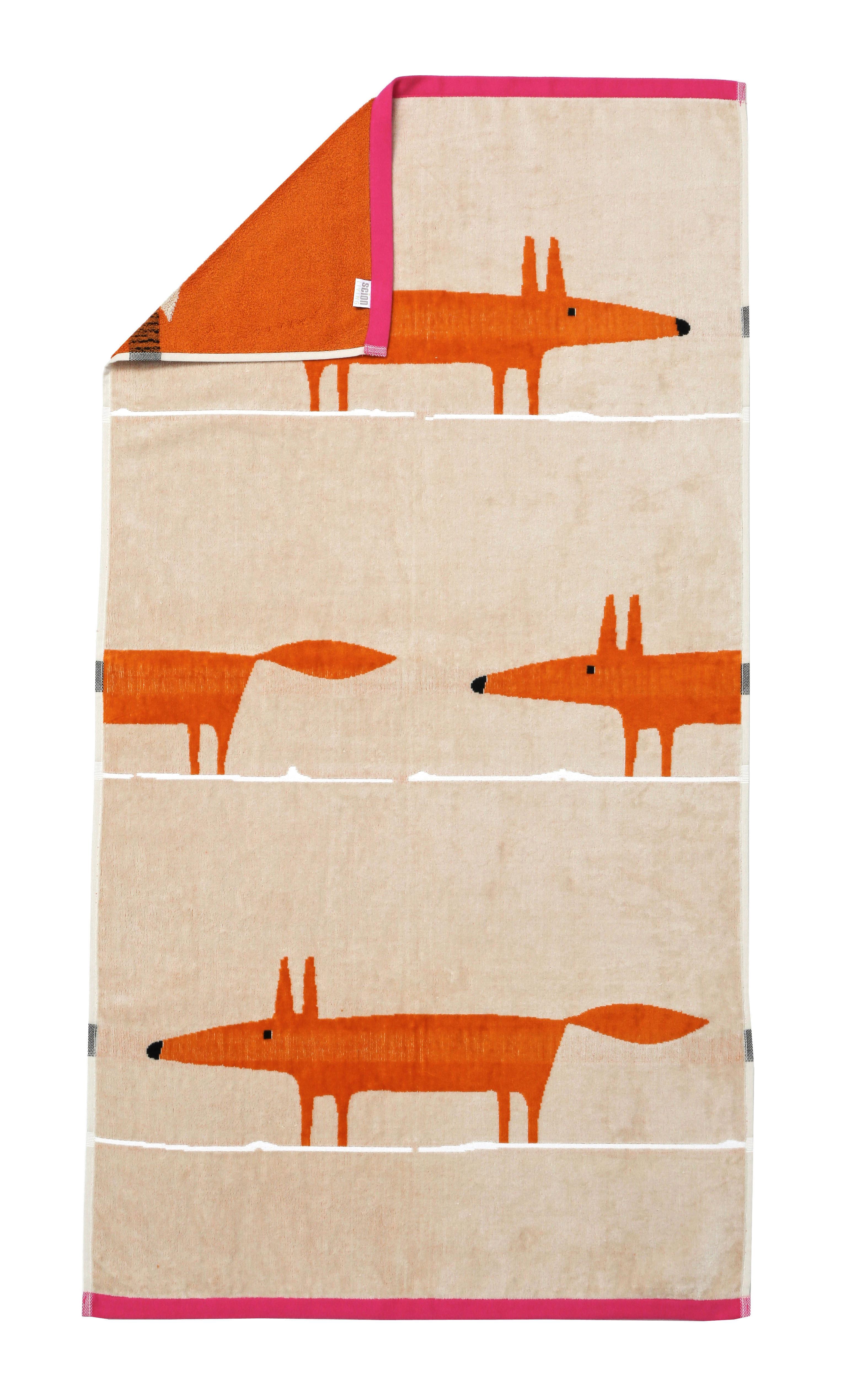 mr fox drap de bain la boutique blanc des vosges. Black Bedroom Furniture Sets. Home Design Ideas