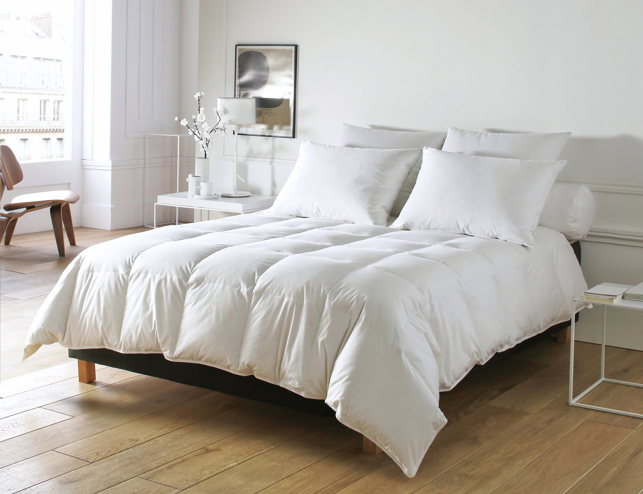 grand hotel couette naturelle la boutique blanc des vosges. Black Bedroom Furniture Sets. Home Design Ideas