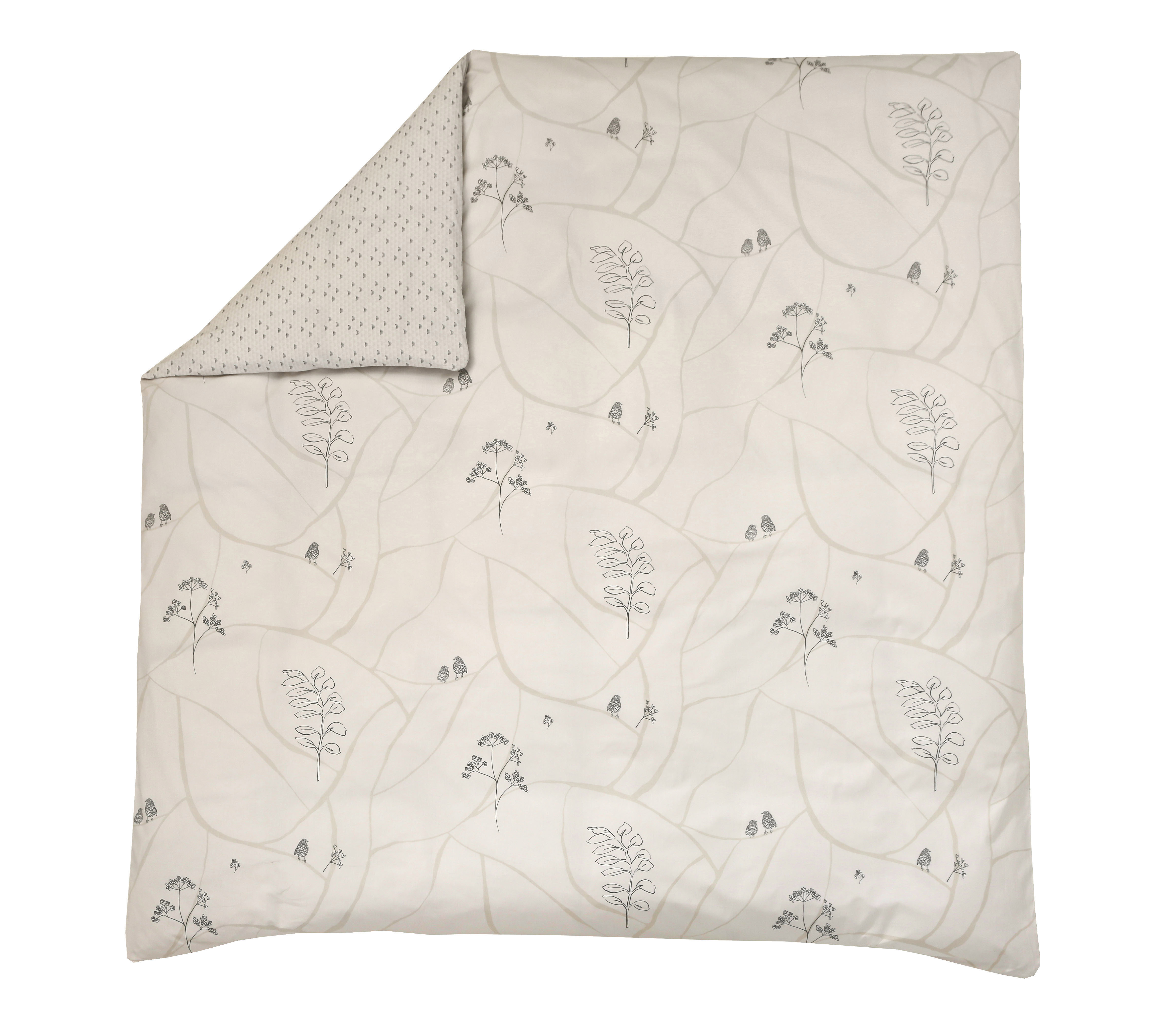 l 39 oiseau housse de couette la boutique blanc des vosges. Black Bedroom Furniture Sets. Home Design Ideas