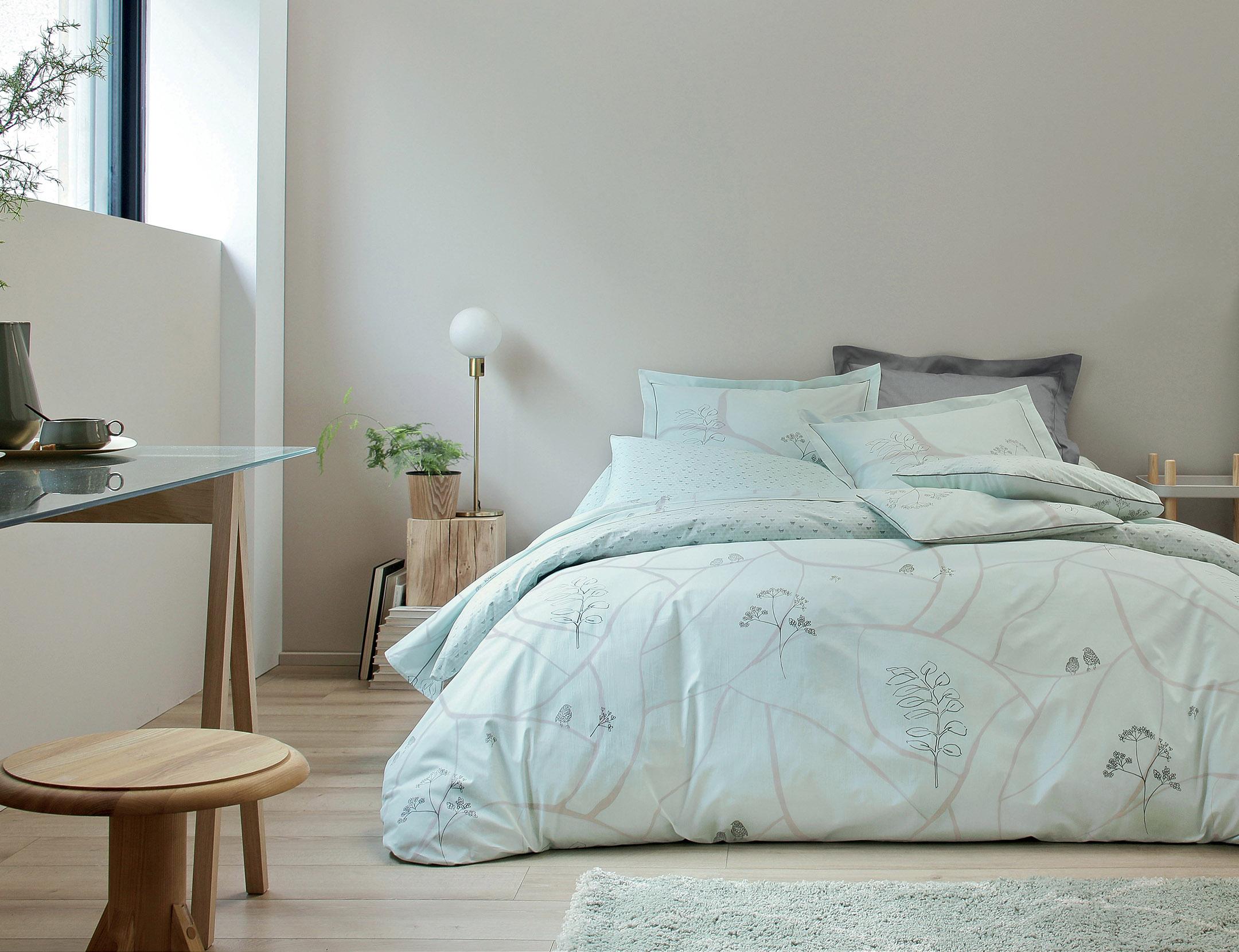 l 39 oiseau drap la boutique blanc des vosges. Black Bedroom Furniture Sets. Home Design Ideas