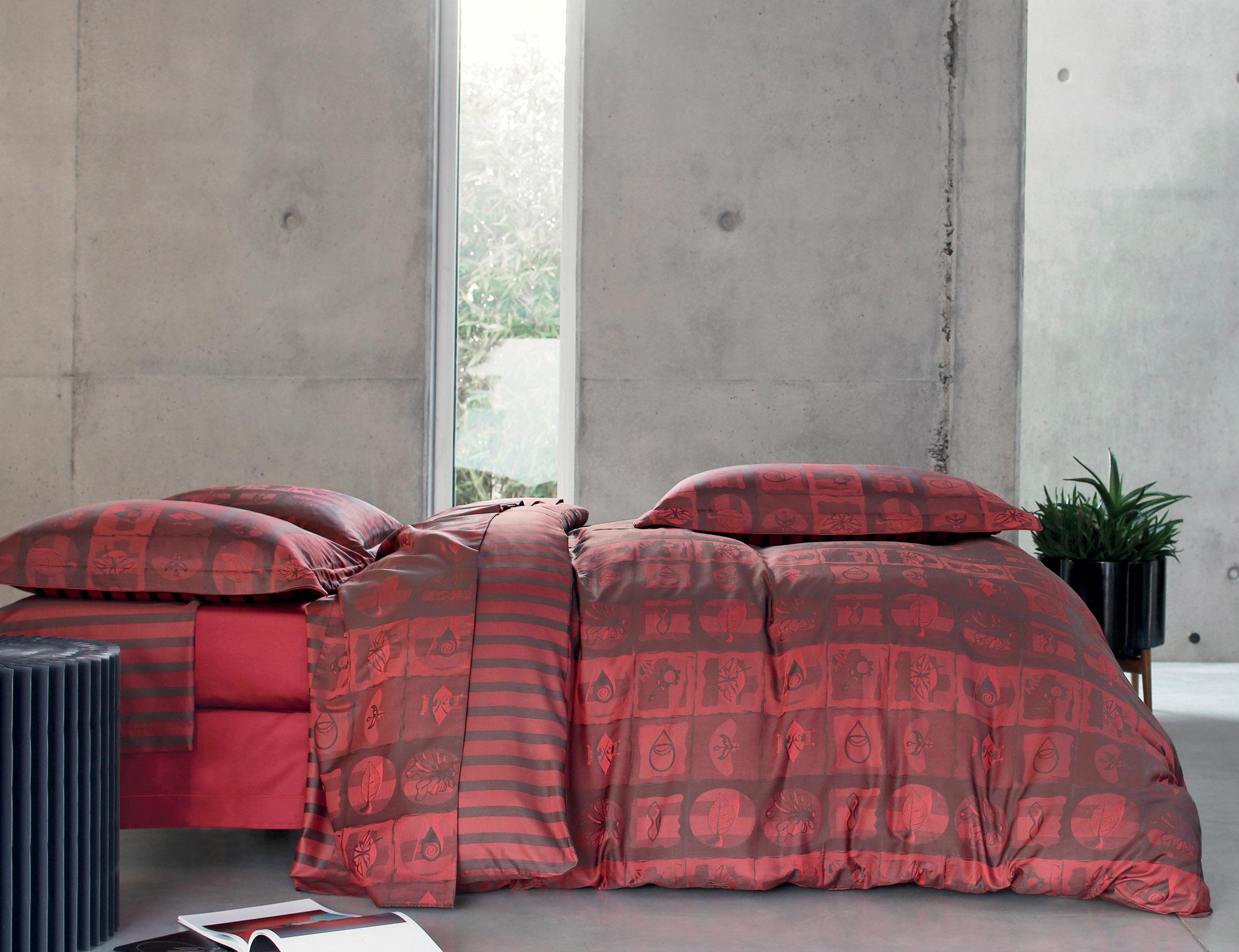 oxalis housse de couette la boutique blanc des vosges. Black Bedroom Furniture Sets. Home Design Ideas