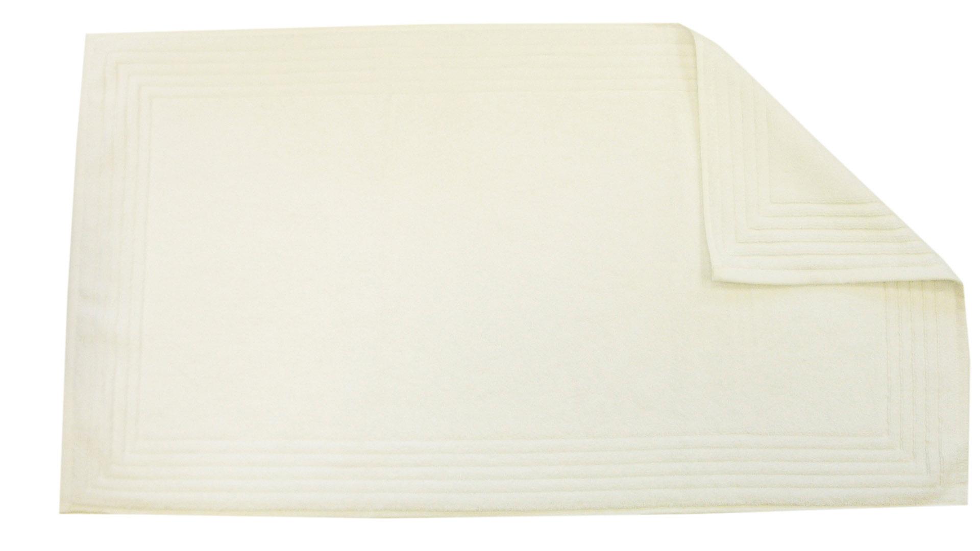 uni tapis de bain la boutique blanc des vosges. Black Bedroom Furniture Sets. Home Design Ideas