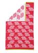 SPIKE Fuchsia Eponge 100% coton