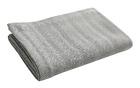 CHEVRONS Anthracite Piqué coton-lin stonewashed
