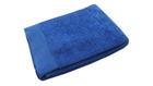 UNI Bleu royal Eponge 100% coton