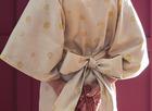 Kimono DAPHNEE Miel