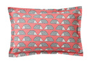 SPIKE Framboise Percale 100% coton