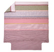 WEEK END Bois de rose Percale 100% coton