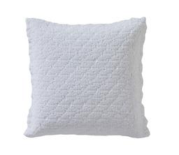 EVEREST Blanc Piqué nid d'abeille coton Stonewashed