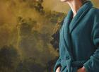 ATHENA Bleu Paon