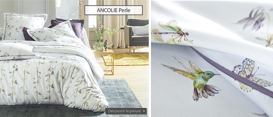 ANCOLIE PERLE