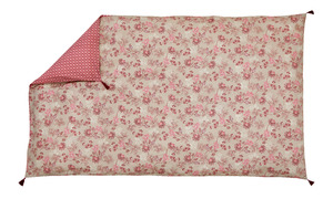 DECORUM Bois de rose Percale 100% coton