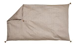 HIBOUX Galet Percale 100% coton