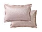 PHENIX Bois de rose Satin Jacquard 100% coton
