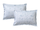 HESPERIDE Porcelaine Satin Jacquard 100% coton