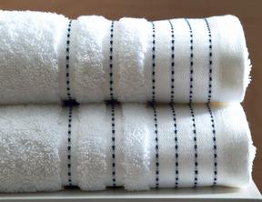 SIR Blanc Eponge 100% coton