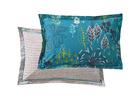 EDEN Bleu nuit Percale 100% coton
