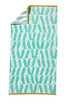 BANQUISE Turquoise Eponge 100% coton
