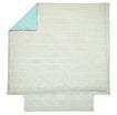 A L'INFINI Celadon Percale 100% coton