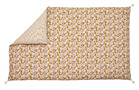 INDIENNES Ocre Percale 100% coton