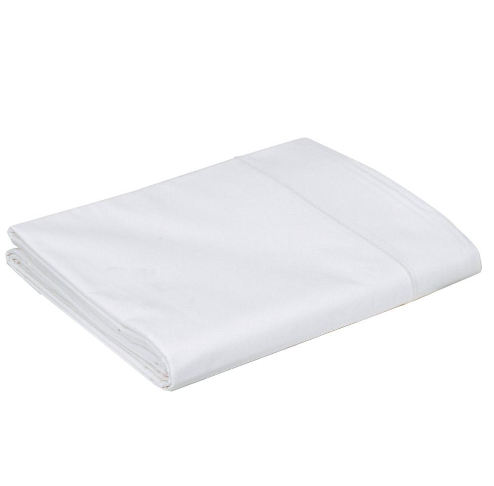 UNI Blanc Percale 100% coton