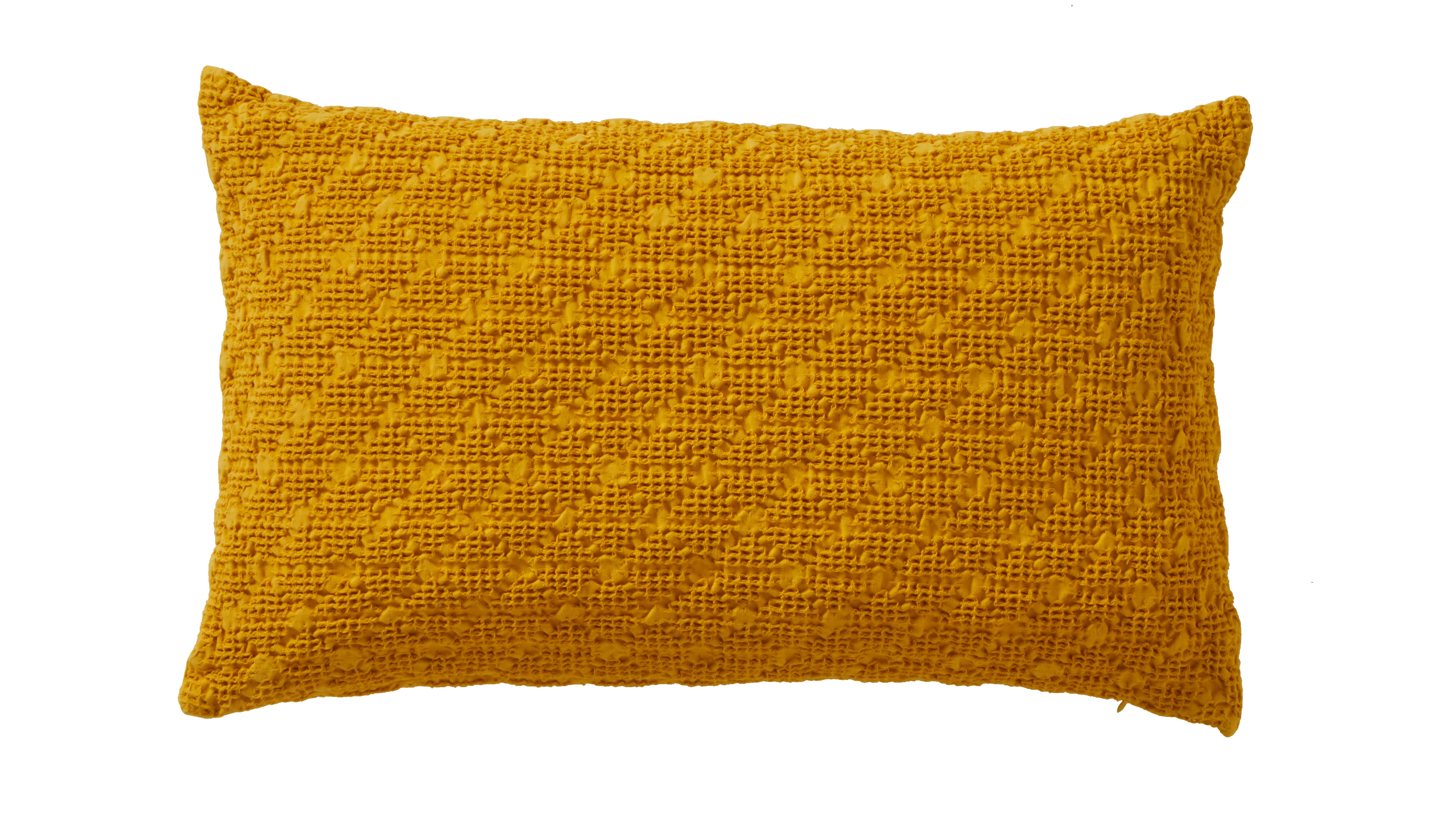 EVEREST Curry Piqué nid d'abeille coton Stonewashed